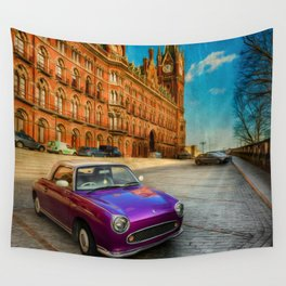 St. Pancras London Wall Tapestry
