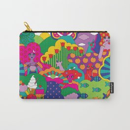 Girls Girls Girl Carry-All Pouch