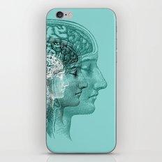 Meditating Brain iPhone Skin