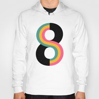 physics Hoodies featuring Infinity by Andy Westface