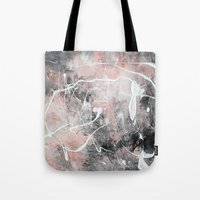 morocco Tote Bags featuring Morocco by Solveig Noll