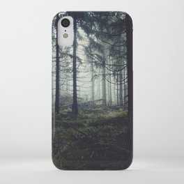 Through The Trees iPhone Case