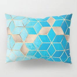 Sea And Sky Cubes (Custom Request) Pillow Sham