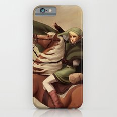 The Hero Crossing Death Mountain iPhone 6s Slim Case