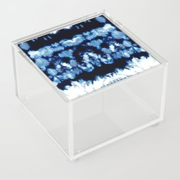 Tie-Dye Shibori Neue Acrylic Box
