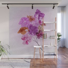 A Floral Sprig Wall Mural