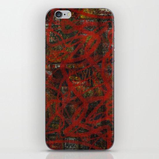 Supermarket Knox iPhone & iPod Skin
