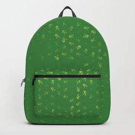 aquarius zodiac sign pattern gr Backpack