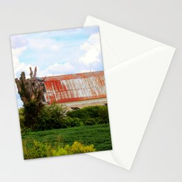 Barn And Shed Stationery Cards