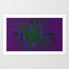 deep magic Art Print