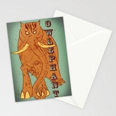 Owlephant Stationery Cards