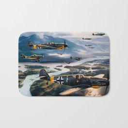 Messerschmitt Bf 109 Bath Mat