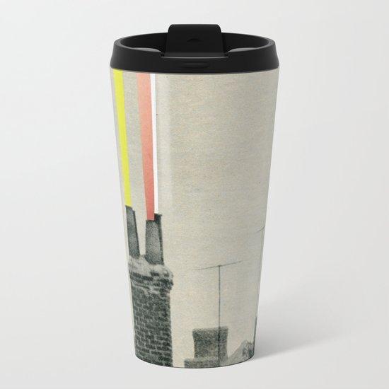 Smoke City Metal Travel Mug