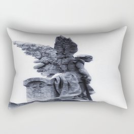 The Angel Rectangular Pillow