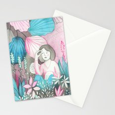 Poissons Stationery Cards