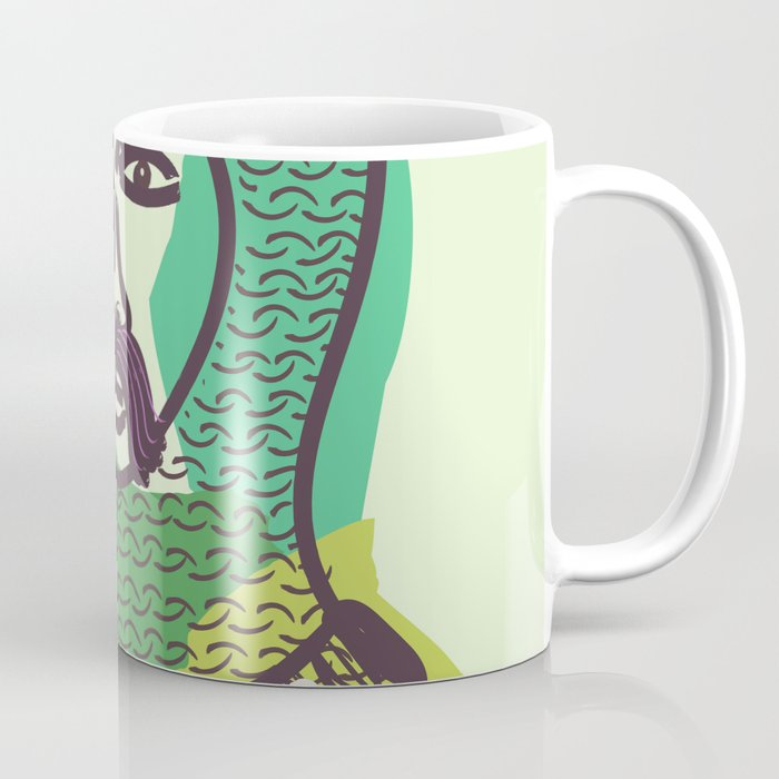 Ireland vintage travel poster print Coffee Mug