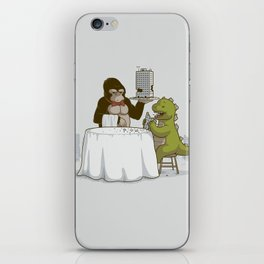 Crunchy Meal iPhone Skin
