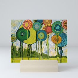 I Laughed With Joy Mini Art Print