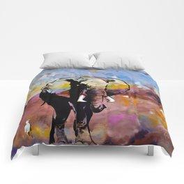 Ella Fantasy Comforters