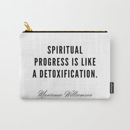 20     Marianne Williamson Quotes   190812 Carry-All Pouch