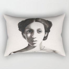 woman Donagico Rectangular Pillow