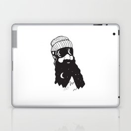 Snow Man Laptop & iPad Skin