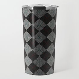 Golf Grey Travel Mug