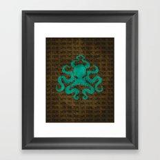 Uma Tide Framed Art Print
