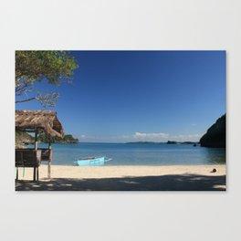 100 Islands, Philippines Canvas Print