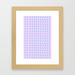 LICK ME Framed Art Print