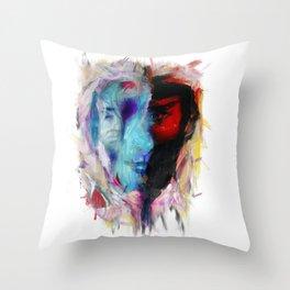 Persona Throw Pillow