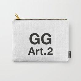 GG Art. 2 Carry-All Pouch