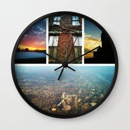 Upstate Beauty Wall Clock