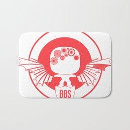 BBS v. SSR (Capt America version) Bath Mat