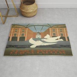 Vintage poster - Milan Rug