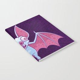 Albino Vampire Bat Notebook