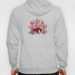 Tiger story in the jungle Hoody