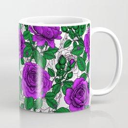 Purple roses 2 Coffee Mug
