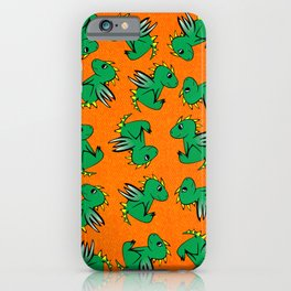 Dragons iPhone Case
