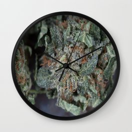Master Kush Medical Marijuana Wall Clock