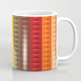 Bold Geometric Stripes Coffee Mug