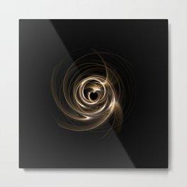 Abstract 17 001 Metal Print