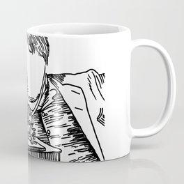 The Wizard Menlo Park (Square Insert) Coffee Mug