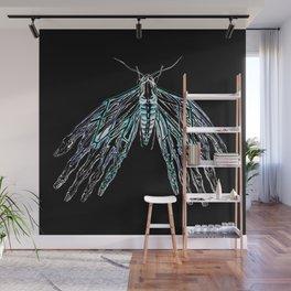 Anatomical Moth 2 Wall Mural