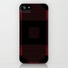 MOODULAB 001   SYSTEM iPhone Case