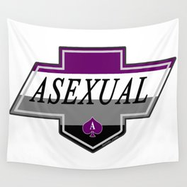Identity Stamp: Asexual Wall Tapestry