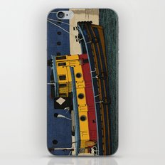 Tug iPhone & iPod Skin