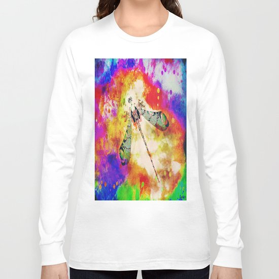 Welcome to the dreamland Long Sleeve T-shirt
