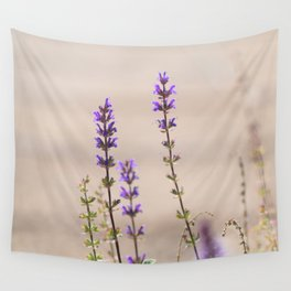 roaming in the garden Wall Tapestry