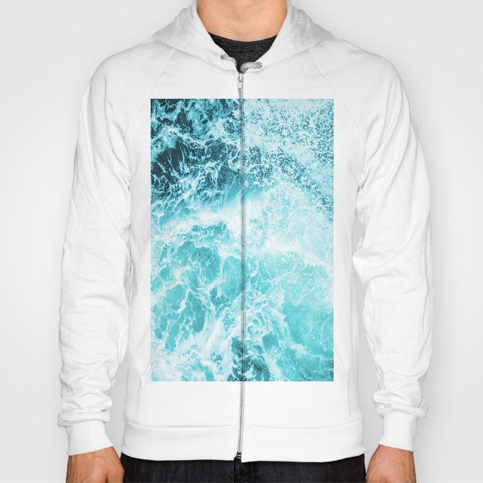Perfect Sea Waves Hoody